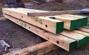 Timber Mats - Hardwood Mats